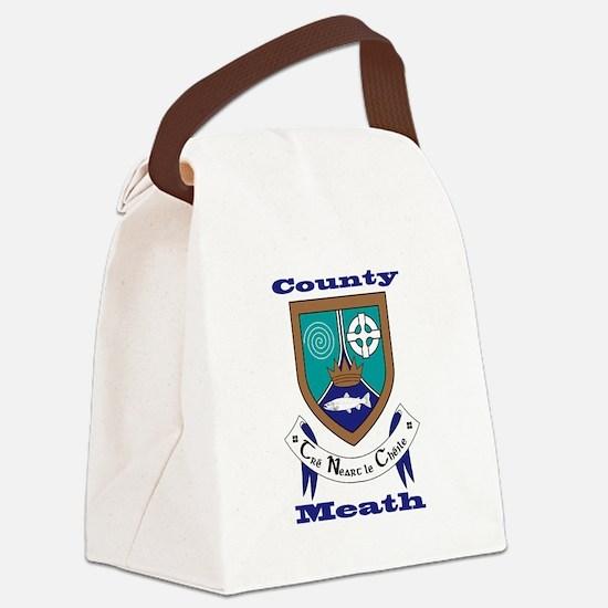 County Meath COA Canvas Lunch Bag
