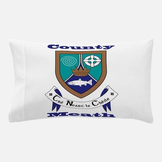 County Meath COA Pillow Case