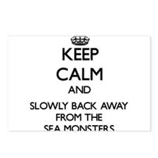 Keep calm and slowly back away from Sea monsters P