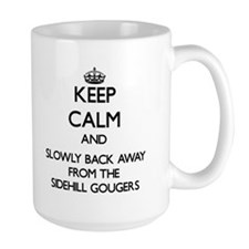 Keep calm and slowly back away from Sidehill Gouge