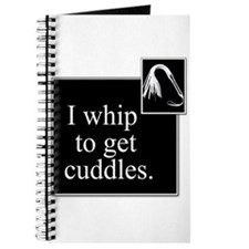 Whip for Cuddles Journal