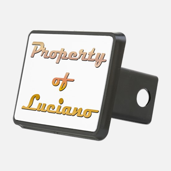 Property Of Luciano Male Hitch Cover