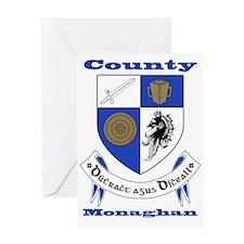 County Monaghan COA Greeting Cards