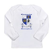 County Monaghan COA Long Sleeve T-Shirt