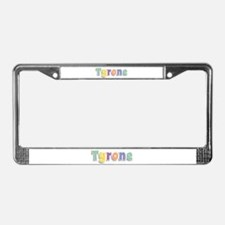 Tyrone Spring14 License Plate Frame