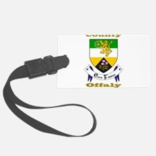 County Offaly Luggage Tag