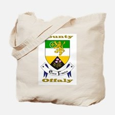 County Offaly Tote Bag