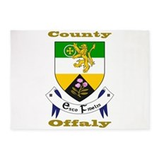County Offaly 5'x7'Area Rug