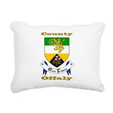 County Offaly Rectangular Canvas Pillow