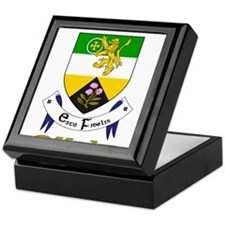 County Offaly Keepsake Box
