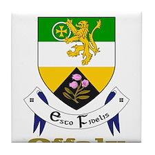 County Offaly Tile Coaster