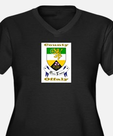 County Offaly Plus Size T-Shirt