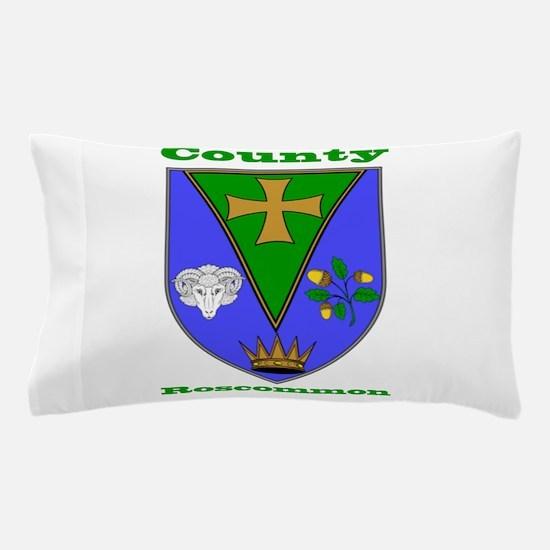 County Roscommon COA Pillow Case