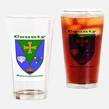 County Roscommon COA Drinking Glass