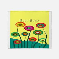 Busia FF 10 Throw Blanket