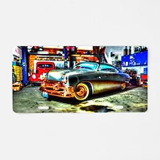 Led Sled Aluminum License Plate