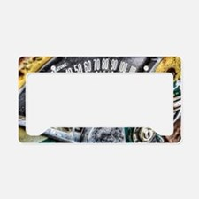 Classic American icon License Plate Holder