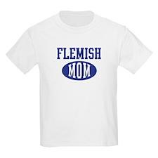 Flemish mom T-Shirt