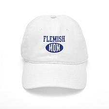 Flemish mom Baseball Cap