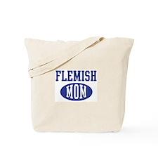 Flemish mom Tote Bag
