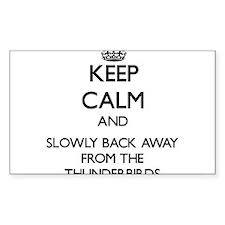 Keep calm and slowly back away from Thunderbirds S