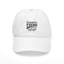 Living Legend Since 1993 Baseball Cap