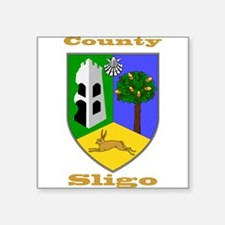 County Sligo COA Sticker