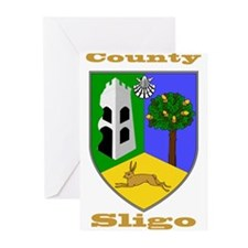 County Sligo COA Greeting Cards
