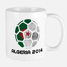 Algeria World Cup 2014 Mug
