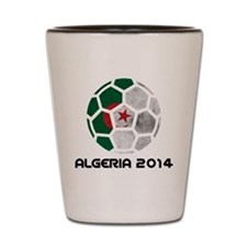 Algeria World Cup 2014 Shot Glass