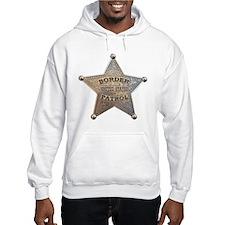Border Patrol 1896 Hoodie