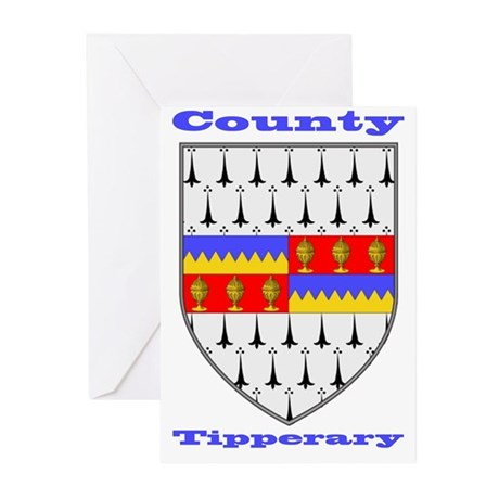 County Tipperary COA Greeting Cards