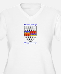 County Tipperary COA Plus Size T-Shirt