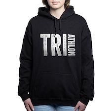 Triathlon Women's Hooded Sweatshirt