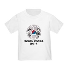 South Korea World Cup 2014 T