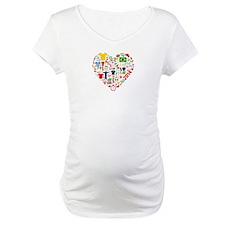 World Cup 2014 Heart Shirt