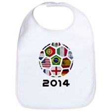 World Cup 2014 Bib