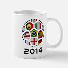 World Cup 2014 Mug