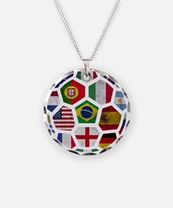 World Cup 2014 Necklace