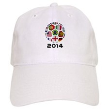 World Cup 2014 Baseball Cap