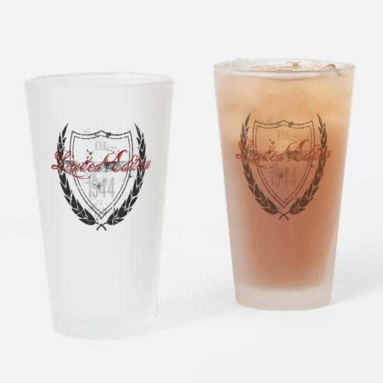 1944 Birthday Limited Edition Drinking Glass