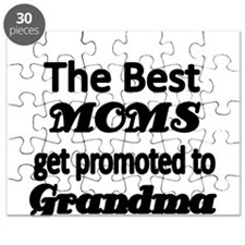 The Best Moms get promoted to Grandma Puzzle