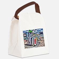 Cute Rat rod Canvas Lunch Bag