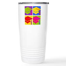 Pop Art Grad Travel Mug