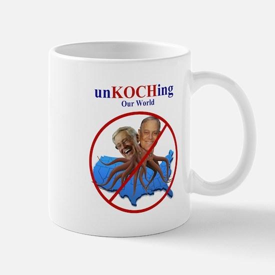unKOCHing Our World Mugs