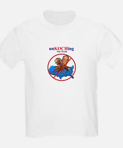 unKOCHing Our World T-Shirt