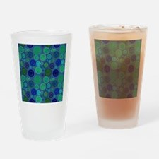 Cool Dots Drinking Glass