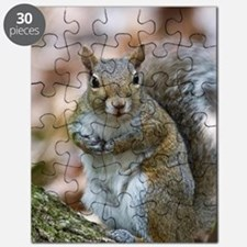 Cute Squirrel Puzzle