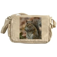 Cute Squirrel Messenger Bag