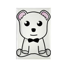 Sweet Bear Rectangle Magnet